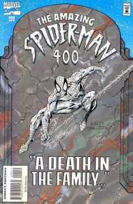 Aunt May dies (for the first time) in ASM #400