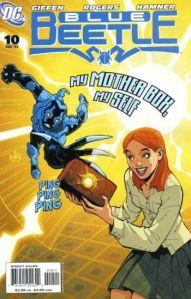 DC Comics' Blue Beetle