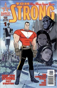 Alan Moore's Tom Strong