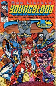 Another example of why Rob Liefeld ruled (and ruined) the '90s.